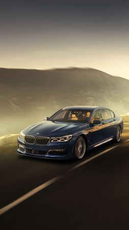 Alpina B7 xDrive, Geneva Auto Show 2016, 7 series, sedan (vertical)