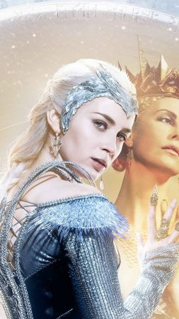 The Huntsman Winter's War, Emily Blunt, Best Movies (vertical)
