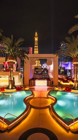 The Cromwell, Las Vegas, Nevada, USA, Best hotels, travel, tourism, booking (vertical)