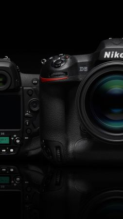 Nikon d5, camera, DSLR, digital, review, body, 4k video, lens, unboxing (vertical)