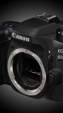 Canon EOS 80D, lens EF-S 18–135mm f/3.5–5.6, camera, review, 4k video, canon, single-lens, Canon zoom, reflex (vertical)