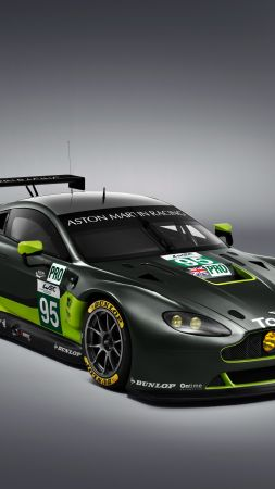 Aston Martin V8 Vantage GTE, racing cars