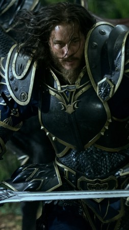 Warcraft, Anduin Lothar, Travis Fimmel, Best Movies of 2016 (vertical)