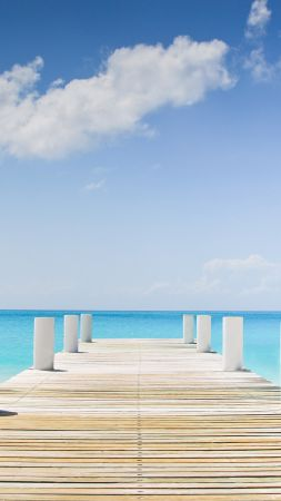 Grace Bay, Providenciales, Turks and Caicos, Travellers Choice Awards 2016 (vertical)