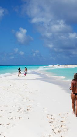 Cayo de Agua, Los Roques National Park, Venezuela, Best beaches of 2016, Travellers Choice Awards 2016 (vertical)