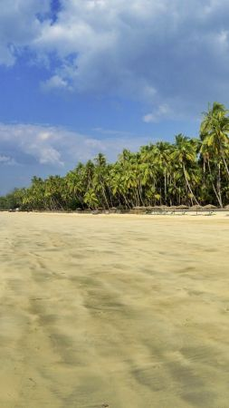 Ngapali Beach, Ngapali, Myanmar, Best beaches of 2016, Travellers Choice Awards 2016