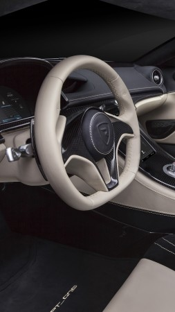Rimac Concept One, Geneva Auto Show 2016, ultra-light super car, interior (vertical)
