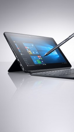 Latitude 11 5000, tablet, gaming gear, game, Dell, CES 2016, review (vertical)