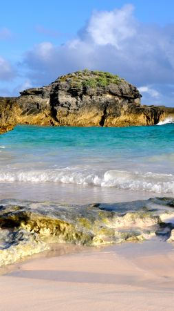 Horseshoe Bay Beach, Bermuda, Best beaches of 2016, Travellers Choice Awards 2016 (vertical)