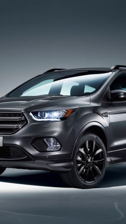 Ford Kuga, Geneva Auto Show 2016, crossover (vertical)