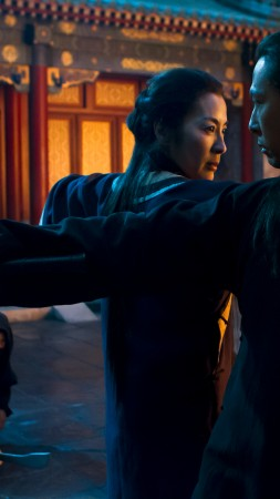 Crouching Tiger, Hidden Dragon: Sword of Destiny, Michelle Yeoh, best movies 2016 (vertical)