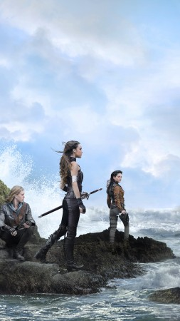 THE SHANNARA CHRONICLES, Austin Butler, Poppy Drayton, Ivana Baquero, Best TV series (vertical)