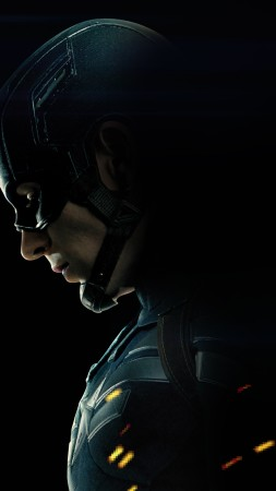 Captain America 3: civil war, Iron Man, Marvel, best movies of 2016 (vertical)