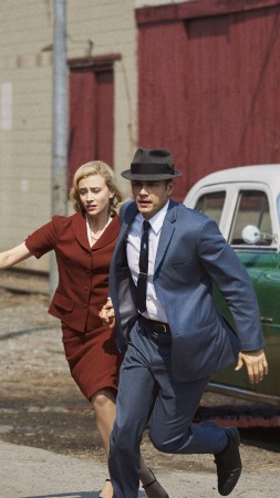 11/22/63, James Franco, Sarah Gadon, Best TV Series, mystery (vertical)