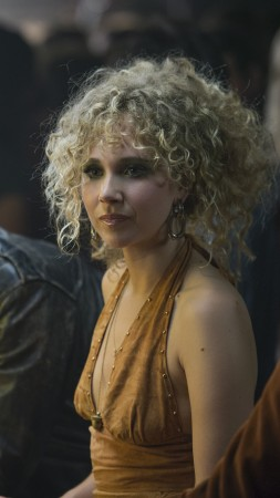 Vinyl, Juno Temple, James Jagger, Best TV Series (vertical)