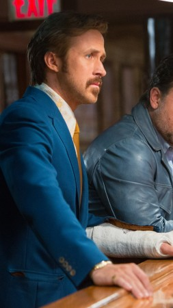The Nice Guys, Ryan Gosling, Russell Crowe, best movies of 2016 (vertical)