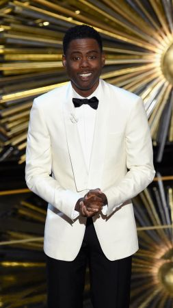 Chris Rock, Oscar 2016, Oscar, Most popular celebs, actor (vertical)