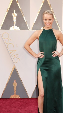 Rachel McAdamc, Oscar 2016, red carpet, Most popular celebs, actress (vertical)