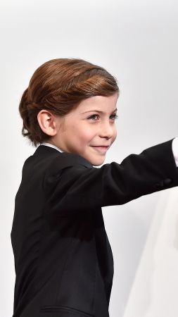 Jacob Tremblay, Oscar 2016, Oscar, Most popular celebs, actor (vertical)