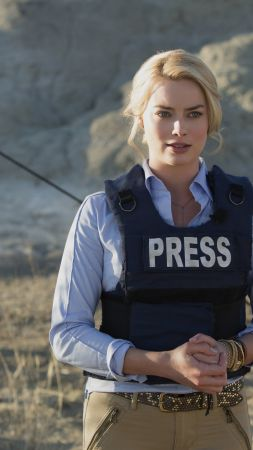 Whiskey Tango Foxtrot, Margot Robbie, best movies 2016 (vertical)