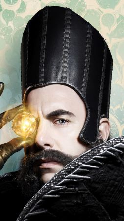 Alice Through the Looking Glass, Sacha Baron Cohen, best movies of 2016 (vertical)