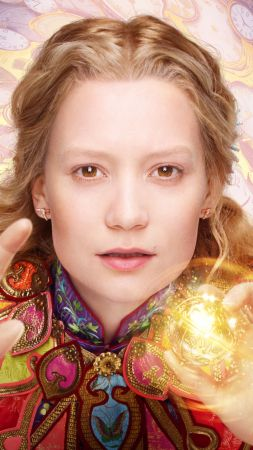 Alice Through the Looking Glass, Mia Wasikowska, best movies of 2016 (vertical)