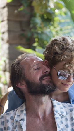 A Bigger Splash, Tilda Swinton, Ralph Fiennes, Best Movies of 2016 (vertical)