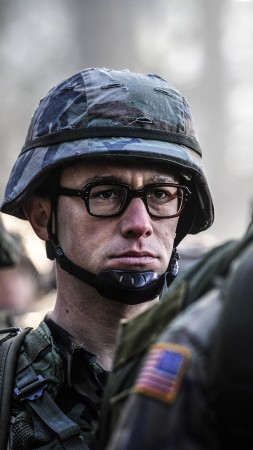 Snowden, Joseph Gordon-Levitt, best movies of 2016 (vertical)