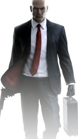 Hitman, agent 47, Shooter, PlayStation 4, Xbox One, Windows, Best Games (vertical)