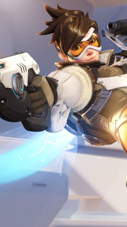 OVERWATCH, Tracer, Shooter, PlayStation 4, Xbox One, Windows, Best Games
