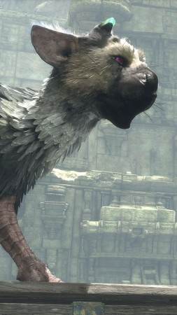 The Last Guardian, Trico, Best Games 2016