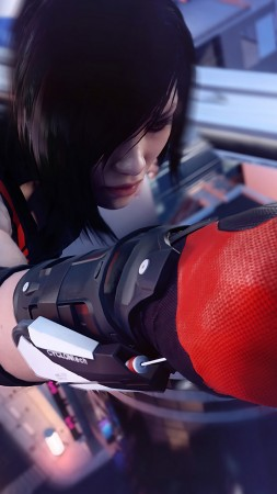 Mirror's Edge, Catalyst, Best Games, game, cyberpunk, DICE, PC, PS4, Xbox One (vertical)