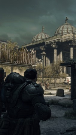 Gears of War: Ultimate Edition, Best Games, game, shooter, sci-fi, PC, Xbox One (vertical)