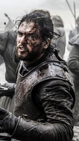 Game of Thrones, 6 season, Jon Snow, Kit Harington (vertical)