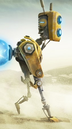 ReCore, Best Games, PC, PS4, PlayStation 4, Xbox, Xbox 360, Xbox One (vertical)