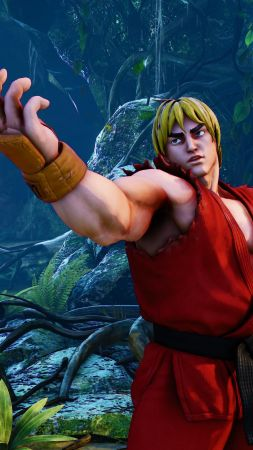 Street Fighter 5, KEN, Best Games, fantasy, PC, PS4