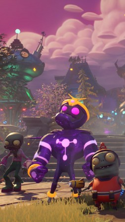 Plants vs. Zombies: Garden Warfare 2, shooter, Best Games, PC, PS4, Xbox One