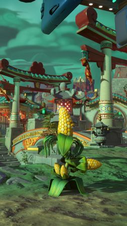 Plants vs. Zombies: Garden Warfare 2, shooter, Best Games, PC, PS4, Xbox One (vertical)