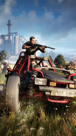 Dying Light: The Following, Best Games, PC, PS4, PlayStation 4, Xbox, Xbox 360, Xbox One (vertical)