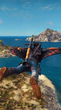 Just Cause 3, Best Games, shooter, open world, PC, PS4, Xbox One (vertical)