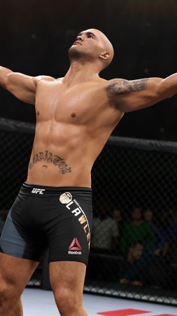 EA Sports UFC 2, Best Games, fighting, PlayStation 4, Xbox One (vertical)