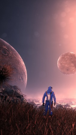 The Solus Project, Best Games, horror, space, sci-fi, PC, Xbox One (vertical)
