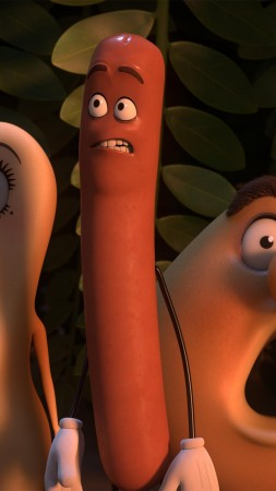 Sausage Party, best animation movies of 2016 (vertical)
