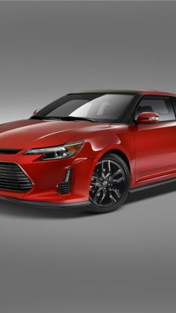 Scion tC, Release Series 10.0, NYIAS 2016, red (vertical)
