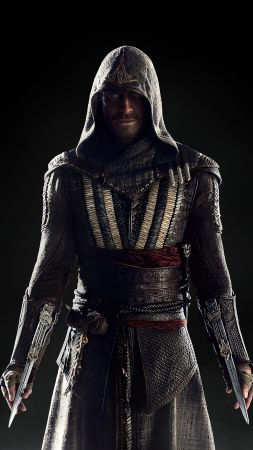 Assassin's Creed, Michael Fassbender, best movies of 2016 (vertical)