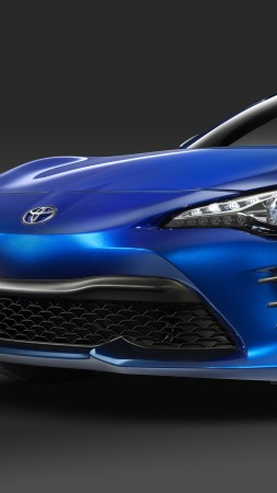 Toyota 86, NYIAS 2016, blue (vertical)