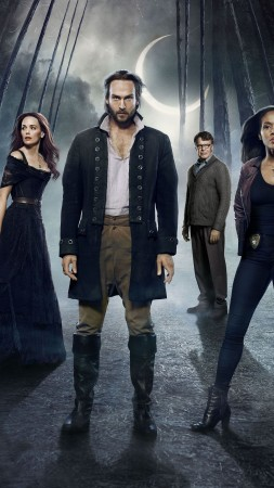 Sleepy Hollow, season 3, Tom Mison, Nicole Beharie, Best TV Series
