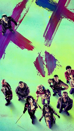 Suicide Squad, Best Movies of 2016 (vertical)