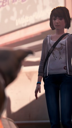 Life is Strange, GDC Awards 2016, girl, PC, PS 4, Xbox One (vertical)