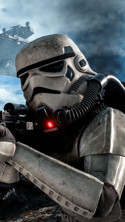 Star Wars Battlefront, GDC Awards 2016, PC, PS 4, Xbox One (vertical)